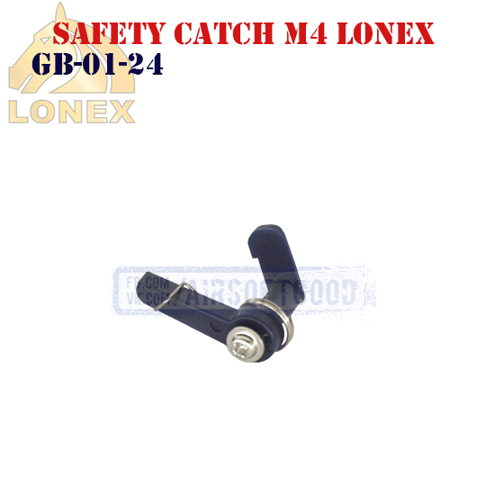 Safety Catch M4 M16 LONEX (GB-01-24)