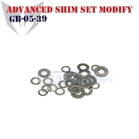 Advanced Shim Set Modify (GB-05-39)
