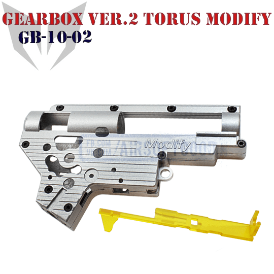 Gearbox Shell & Tappet Plate Version 2 TORUS Modify (GB-10-02)