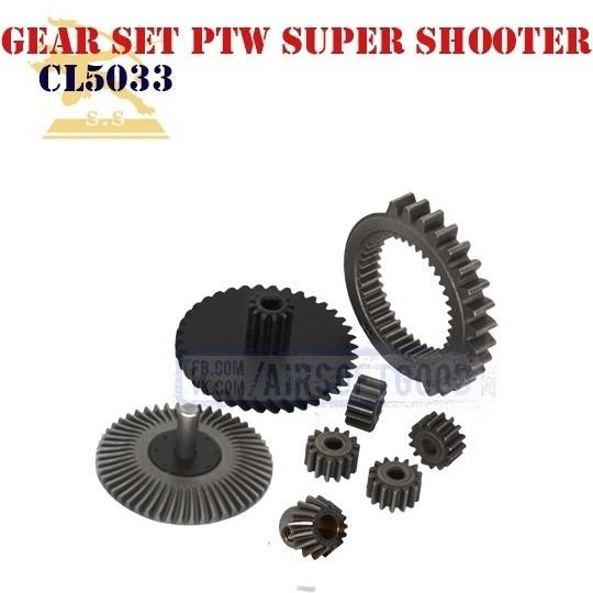 Gear Set PTW Super Shooter (CL5033)