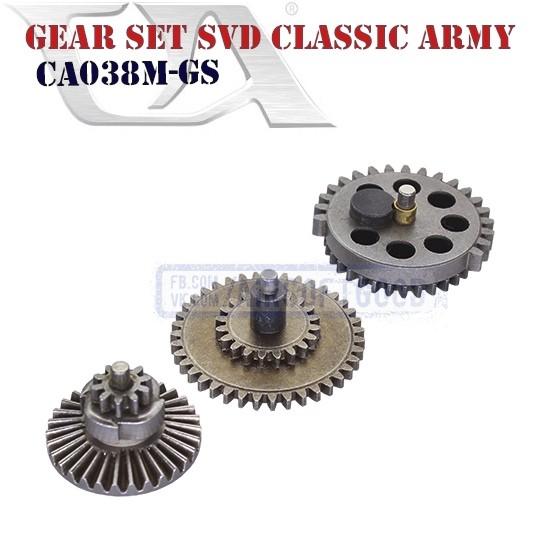 Gear Set SVD Classic Army (CA038M-GS)