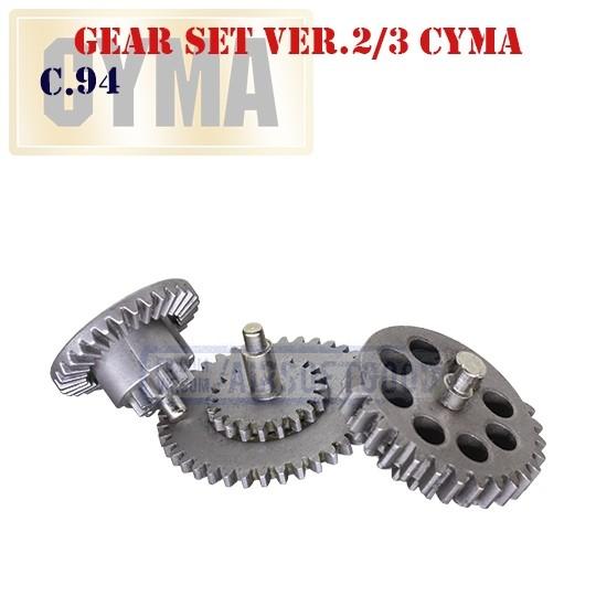 Gear Set Version 2/3 CYMA (C.94)