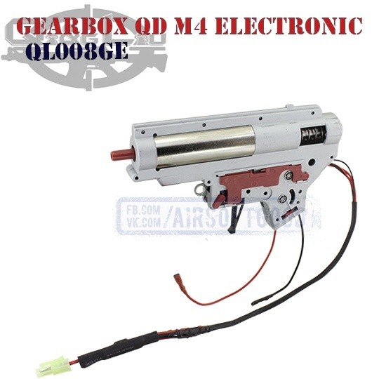 Gearbox QD M4 Electronic Completed Q&L (QL008GE)
