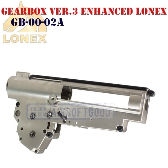 Gearbox Version 3 Enhanced LONEX (GB-00-02A)