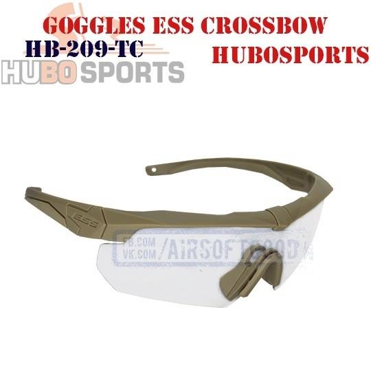 Goggles ESS Crossbow Lens Clear DE HUBOSPORTS (HB-209-TC)