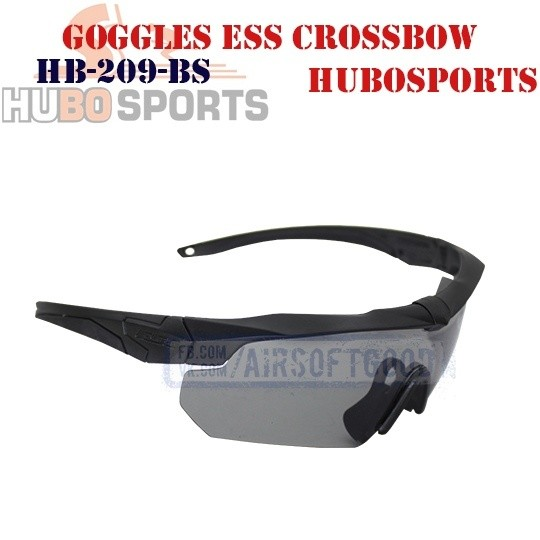 Goggles ESS Crossbow Lens Smoke HUBOSPORTS (HB-209-BS)