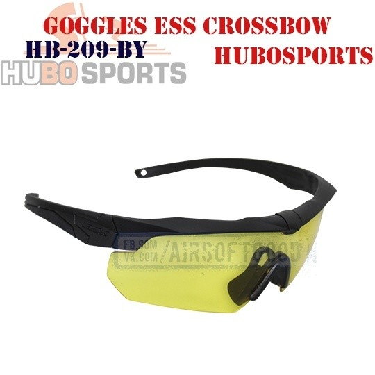 Goggles ESS Crossbow Lens Yellow HUBOSPORTS (HB-209-BY)