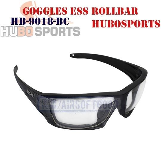 Goggles ESS ROLLBAR Lens Clear HUBOSPORTS (HB-9018-BC)
