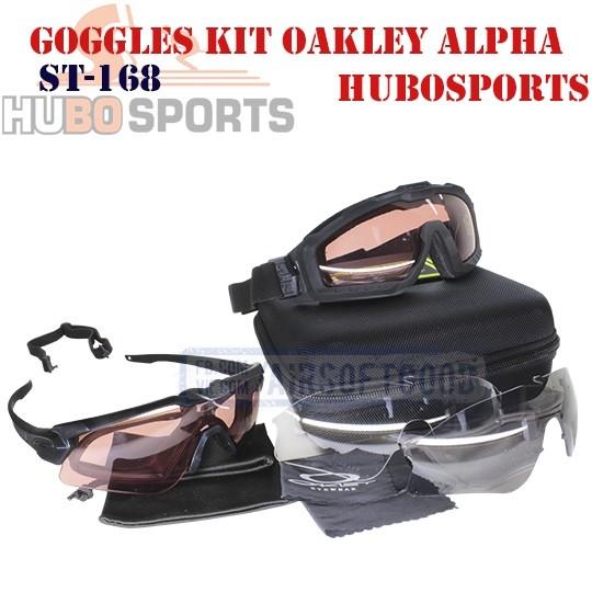 Goggles Kit Oakley Alpha Operator HUBOSPORTS (ST-168)