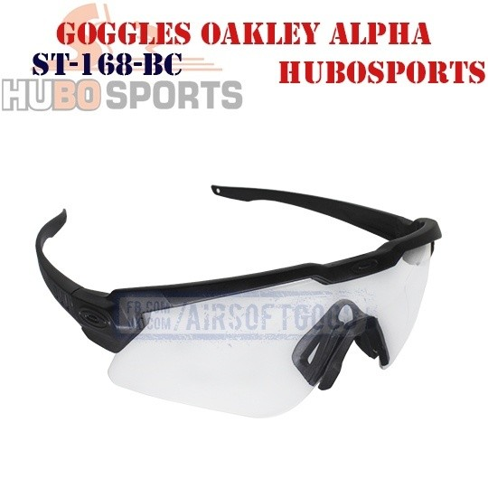 Goggles Oakley Alpha Operator Lens Clear HUBOSPORTS (ST-168-BC)