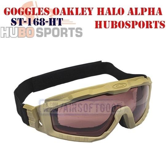 Goggles Oakley HALO Alpha Operator DE HUBOSPORTS (ST-168-HT)