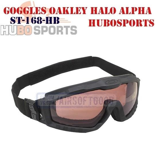 Goggles Oakley HALO Alpha Operator HUBOSPORTS (ST-168-HB)