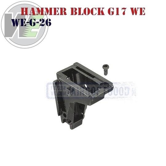 Hammer Block & Screw G17 WE (WE-G-26) (WE-G-25)