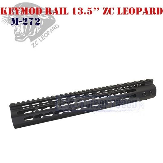 """Handguard KeyMod Rail 13.5"""" ZC Leopard (M-272)"""