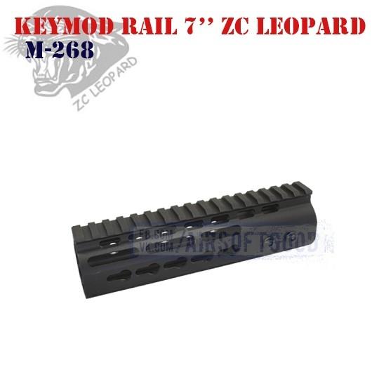 """Handguard KeyMod Rail 7"""" ZC Leopard (M-268)"""