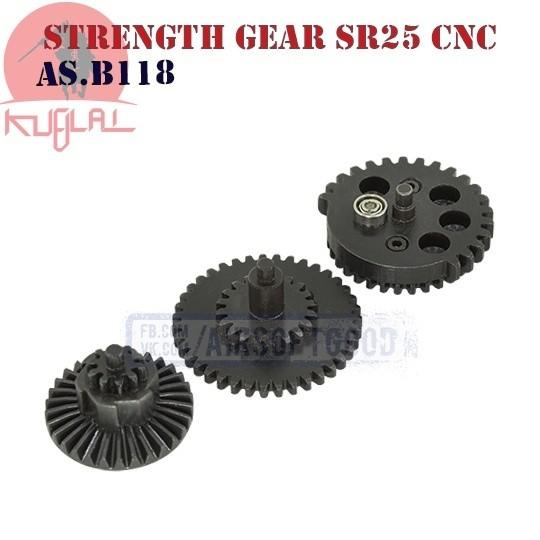 High Strength Gear Set SR25 CNC KUBLAI (AS.B118)