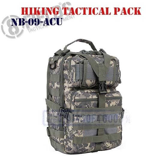 Hiking Tactical BackPack ACU 8FIELDS (NB-09-ACU)