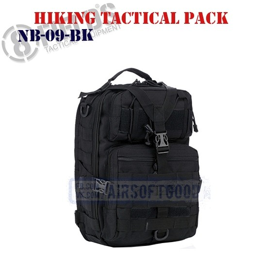 3D Military Tactical BackPack TAN 8FIELDS (NB-03-T)