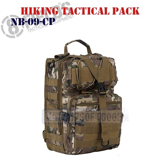 Hiking Tactical BackPack MULTICAM 8FIELDS (NB-09-CP)