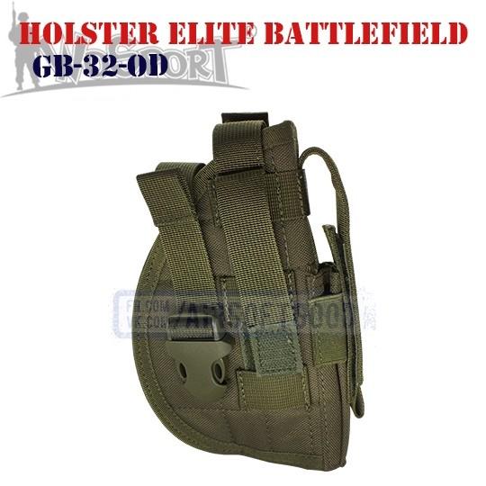 Holster Elite Battlefield OD WoSporT (GB-32-OD)