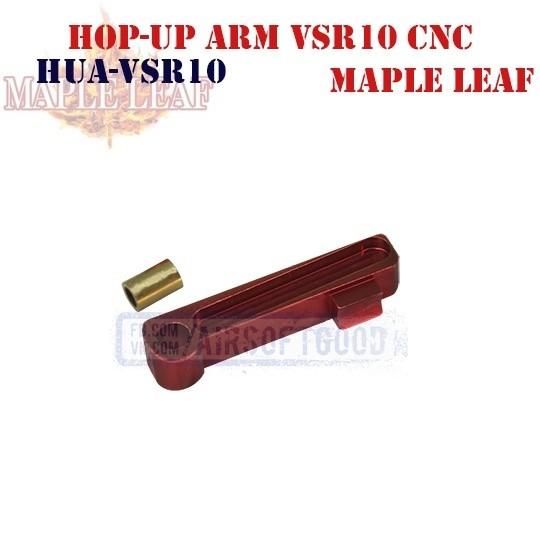 Hop-UP ARM VSR10 CNC Maple Leaf (VAL)