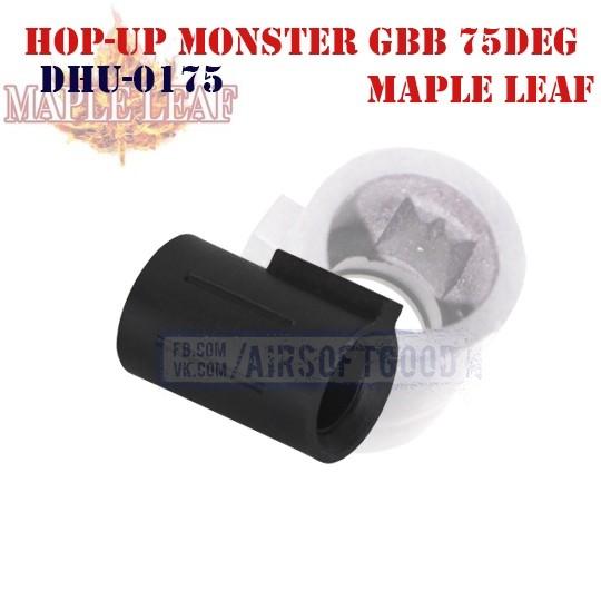 Hop-UP Bucking MONSTER (Diamond) GBB 75deg Maple Leaf (H0675)