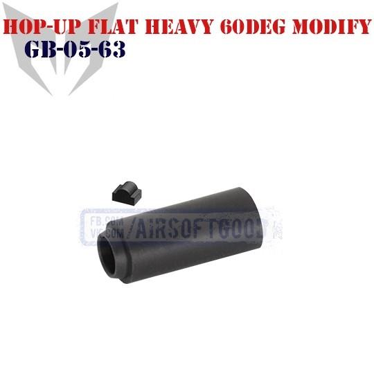 Hop-UP Flat Heavy 60deg Modify (GB-05-63)