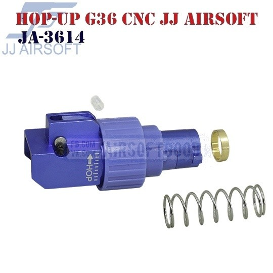 Hop-UP G36 CNC Aluminum JJ Airsoft (JA-3614)