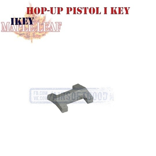 Hop-UP I KEY GBB Pistol WE MARUI KJW Aluminum Maple Leaf (IKEY)