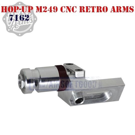 Hop-UP M249 Aluminum CNC Retro Arms (7162)
