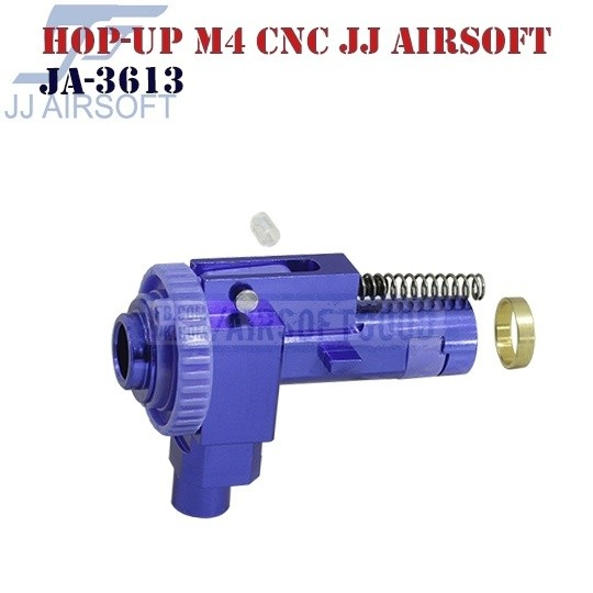 Hop-UP M4 CNC Aluminum JJ Airsoft (JA-3613)