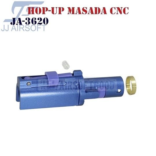 Hop-UP MASADA CNC Aluminum JJ Airsoft (JA-3620)