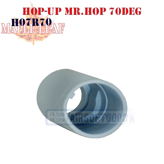 Hop-UP Maximum Range MR.HOP 70deg Maple Leaf (H07R70)