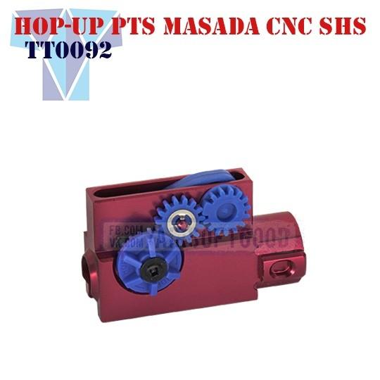 Hop-UP PTS MASADA CNC Aluminum SHS (TT0092)