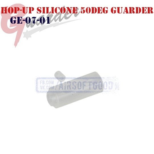 Hop-UP Silicone 50deg Guarder (GE-07-01)