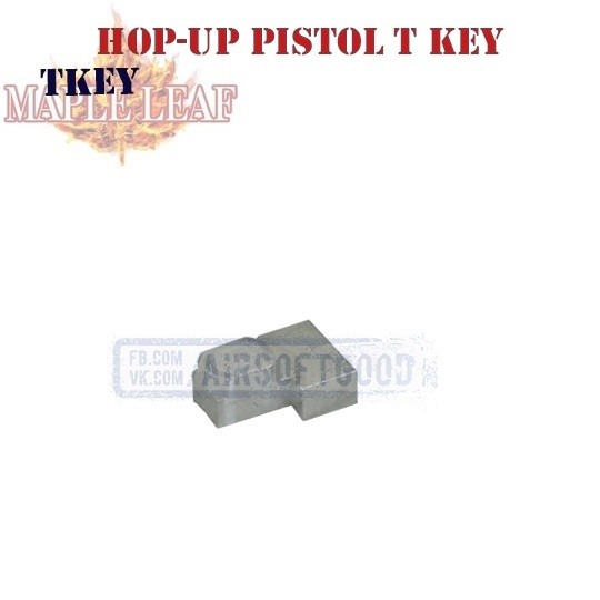 Hop-UP T KEY GBB Pistol VFC Aluminum Maple Leaf (TKEY)