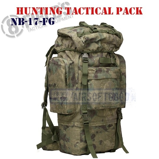 Hunting Tactical BackPack A-TACS FG 8FIELDS (NB-17-FG)