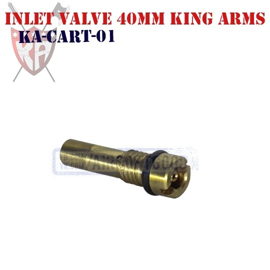 Inlet Valve 40mm GBB King Arms (KA-CART-01)
