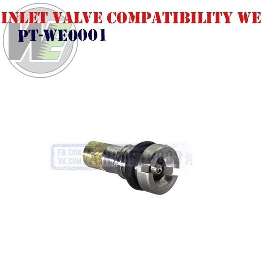Inlet Valve Compatibility GBB WE (PT-WE0001)