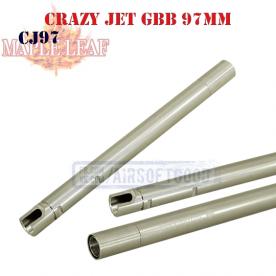Inner Barrel Crazy Jet GBB 97mm Maple Leaf GJ97