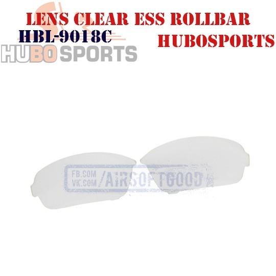 Lens Clear ESS ROLLBAR HUBOSPORTS (HBL-9018C)