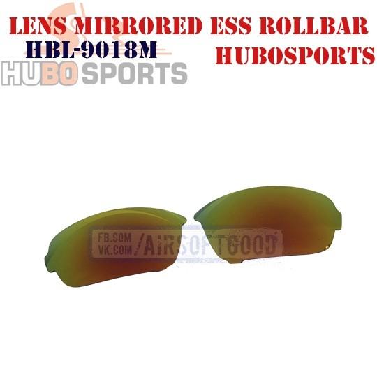 Lens Mirrored ESS ROLLBAR HUBOSPORTS (HBL-9018M)