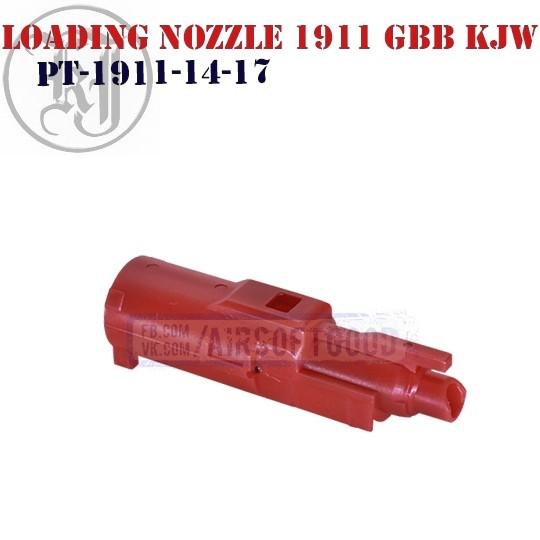 Loading Nozzle 1911 GBB KJW (PT-1911-14-17)