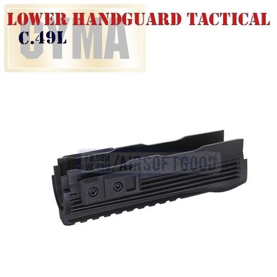 Lower Handguard Tactical RIS AK-47 CYMA (C.49L)