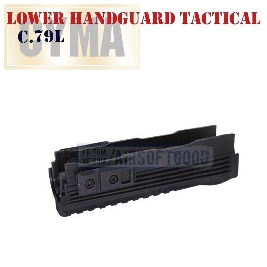 Lower Handguard Tactical RIS AK CYMA (C.79L)