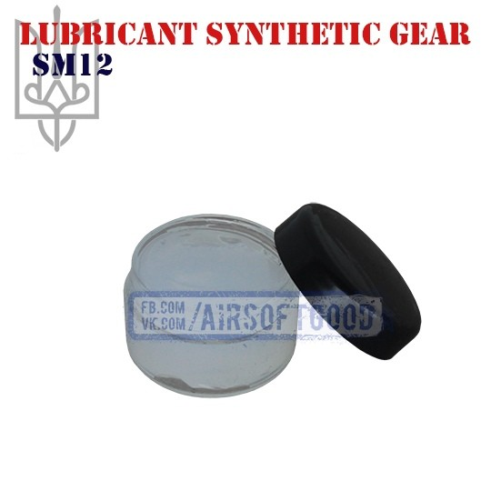 Lubricant Synthetic Gear Teflon (SM12)