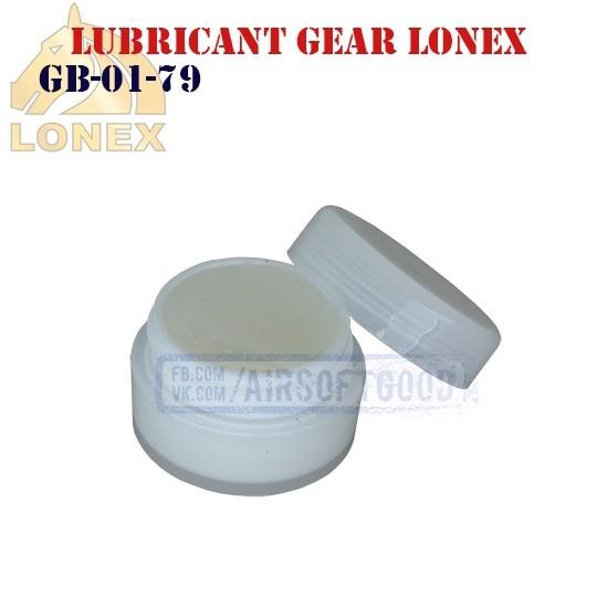 Lubricant Teflon Gear LONEX (GB-01-79)