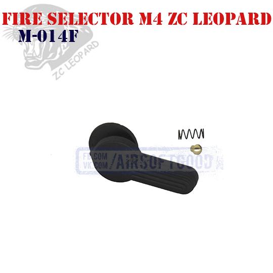 Fire Selector M4 ZC Leopard (M-014F)