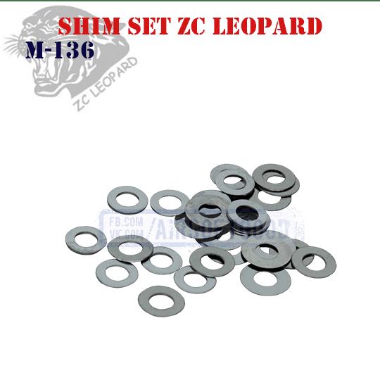 Shim Set ZC Leopard (M-136)