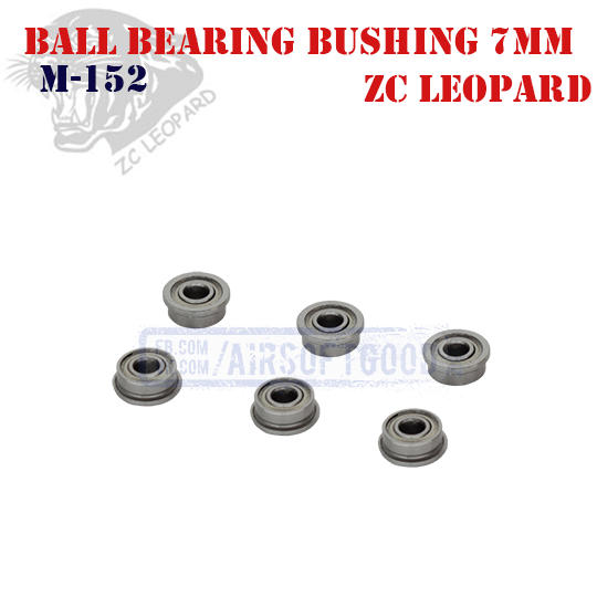 Ball Bearing Bushing 7mm ZC Leopard (M-152)